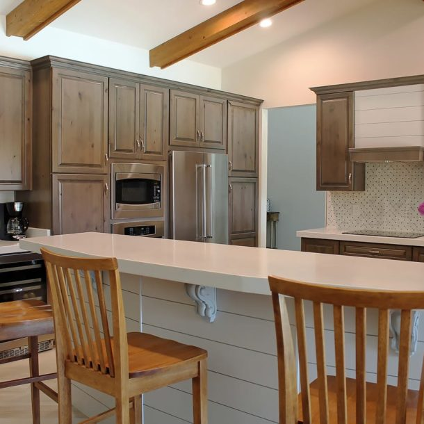 Scottsdale Kitchen Remodel Rustic Alder COVER PHOTO